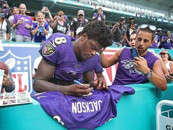 New England Patriots – Baltimore Ravens