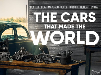 The Cars That Made the World