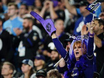 Baltimore Ravens – Dallas Cowboys, mercredi 09/12 à 2 h 05