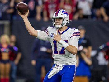 Buffalo Bills – Pittsburgh Steelers, maandag 14/12 om 2.20 uur