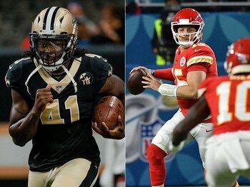 5 matchen op het programma: het is nu al kerst bij de NFL