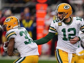 Green Bay Packers – Carolina Panthers, zondag 20/12 om 2.15 uur