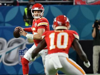 New Orleans Saints - Kansas City Chiefs, zondag 20/12 om 22.25 uur