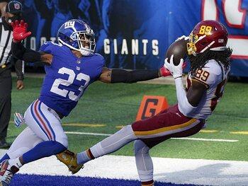 New York Giants – Cleveland Browns, maandag 21/12 om 2.20 uur