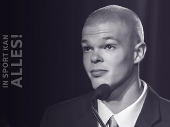 Jason McElwain, een jonge basketballer met autisme die een ster werd in de VS