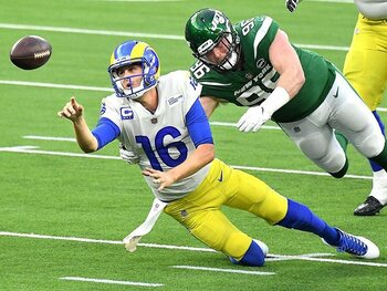 Seattle Seahawks – Los Angeles Rams, zondag 27/12 om 22u25