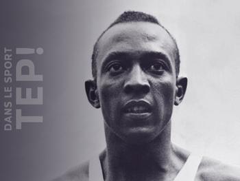 La quadruple victoire de Jesse Owens sur Adolf Hitler lors des Jeux olympiques de Berlin