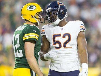 Chicago Bears - Green Bay Packers, zondag 03/01 om 22u25