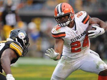 Pittsburgh Steelers - Cleveland Browns, maandag 11/01 om 2u15 uur