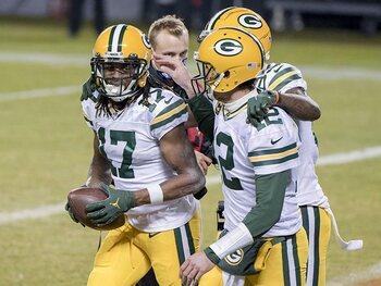 Green Bay Packers - Los Angeles Rams, zaterdag 16/01 om 22u35