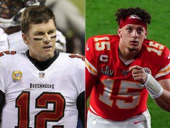 Brady vs Mahomes : la revanche
