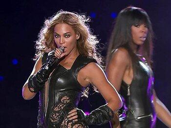 Beyoncé en Destiny's Child