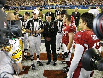 Super Bowl XLIII : Pittsburgh Steelers — Arizona Cardinals 27-23 (Saison 2008)