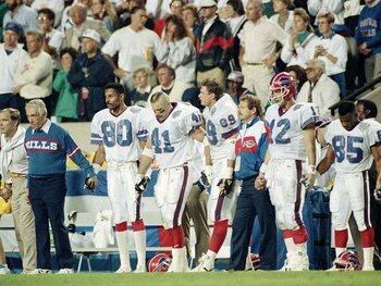 Super Bowl XXV: New York Giants - Buffalo Bills 20-19 (Seizoen 1990)