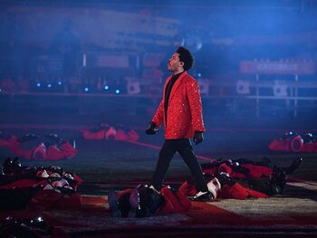 The Weeknd assure le spectacle
