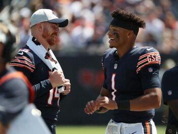 Andy Dalton quarterback numéro 1 des Bears, mais pour combien de temps ?