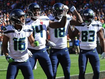 Seattle Seahawks - Tennessee Titans: zondag 19 september om 22u25 op Eleven Sports 2