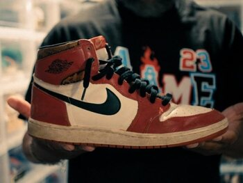 Air Jordan: L'histoire d'une basket culte – 12/10