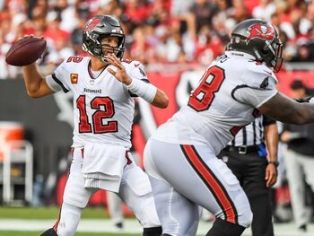 Tom Brady vous donne rendez-vous dimanche pour le choc de la semaine en NFL