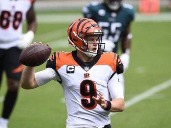 Cincinnati Bengals - Jacksonville Jaguars, vrijdag 1 oktober om 2u20 bij Eleven Sports