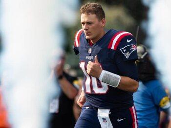 New England Patriots - Tampa Bay Buccaneers, maandag 4 oktober om 2u20 op Eleven Sports 2