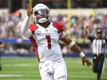 Arizona Cardinals - San Francisco 49ers, zondag 10 oktober om 22u30