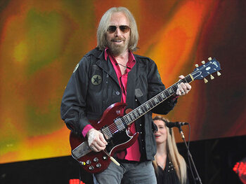 Tom Petty (2 octobre)