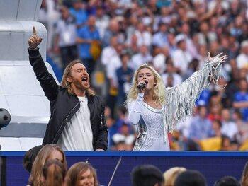 'This One's for you' van David Guetta & Zara Larsson (2016)