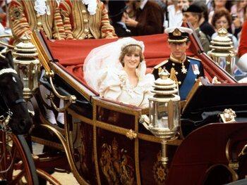 La relation entre la princesse Diana et le prince Charles