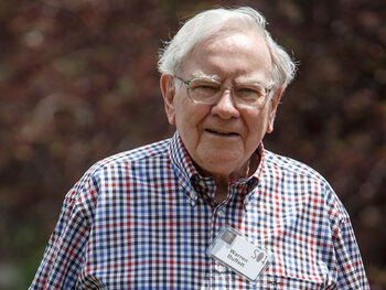 Warren Buffett - investeerder