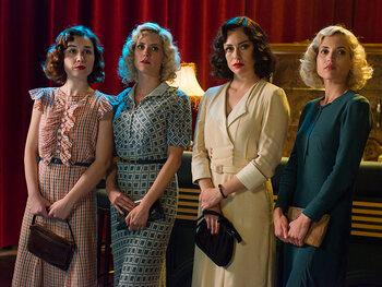Les Chicas del Cable, seizoen 4