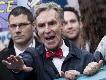 Bill Nye sauve le monde