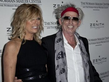 De as van Keith Richards' vader