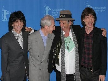 De bloedtransfusie van Keith Richards