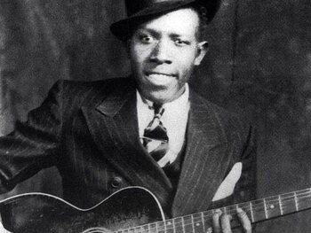Robert Johnson en de duivel