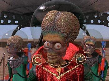 Mars Attacks (1996)