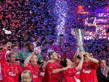 Vijf trofeeën in één jaar voor de Reds
