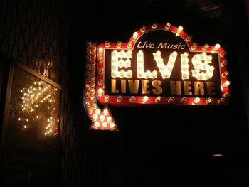 'It's now or never' van Elvis Presley