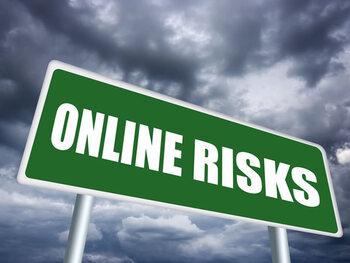 Praat over de anonimiteit van het internet