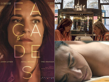 Beste actrice (film): Natali Broods in Façades