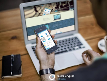 Folder Cryptor for Dropbox