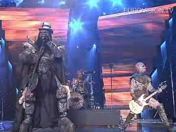 Lordi – 'Hard Rock Hallelujah'