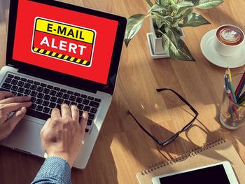 En cas d'e-mails suspects, n'ouvrez pas les pièces jointes