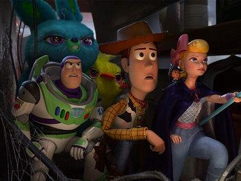 Top-5 meest bezochte films in de bioscoop deze week