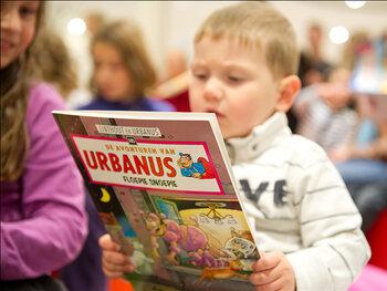 De geschiedenis van de Urbanusstrip