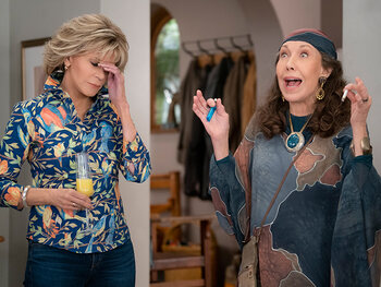 Grace and Frankie, seizoen 6
