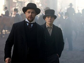 The Assassination Of Jesse James By The Coward Robert Ford - Nick Cave and Warren Ellis