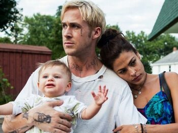 The Place Beyond the Pines (Eva Mendes en Ryan Gosling)