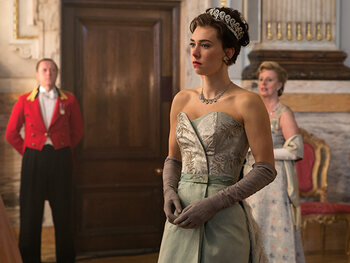 Vanessa Kirby est la Princesse Margaret