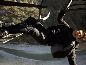 Top 5: 1. Mission Impossible: Fallout
